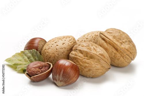 Fotografie, Obraz  frutta secca