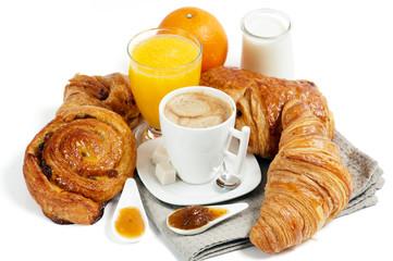 Panel Szklany Do restauracji Petit déjeuner