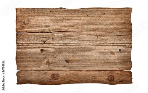 Fototapeta wooden sign background message obraz