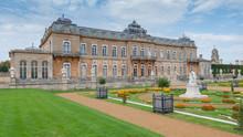 English Mansion, 19th Century