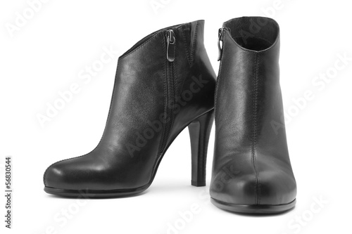 Fotografía  Black boots