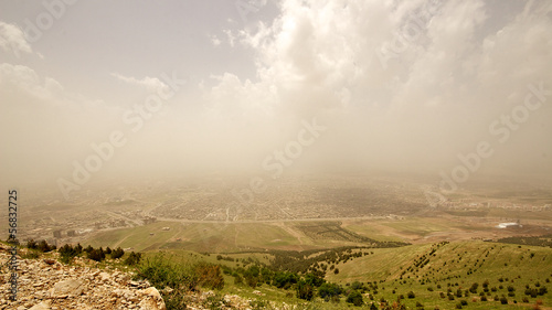 Fotografie, Obraz  Iraqi mountains in autonomous Kurdistan region near Iran