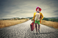 Clown Performer