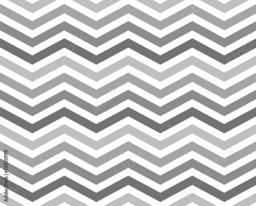 Gray Zigzag Pattern Background