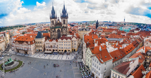 Fototapety, obrazy: Prague, Old Town Square
