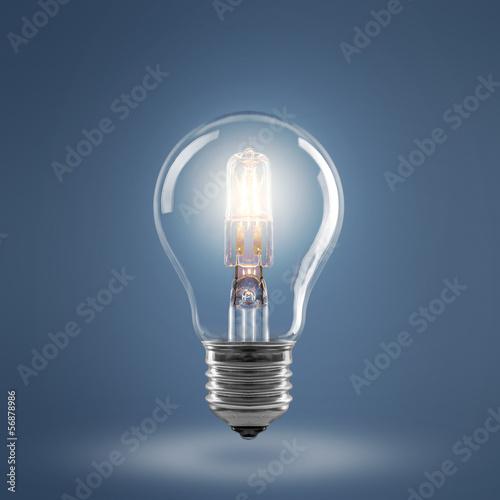 Obraz Light Bulb - fototapety do salonu