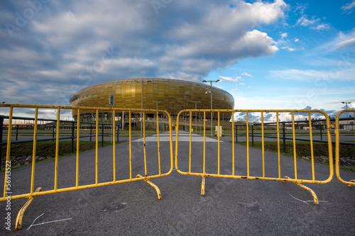 obraz PCV Stadion Arena Football w Gdańsku