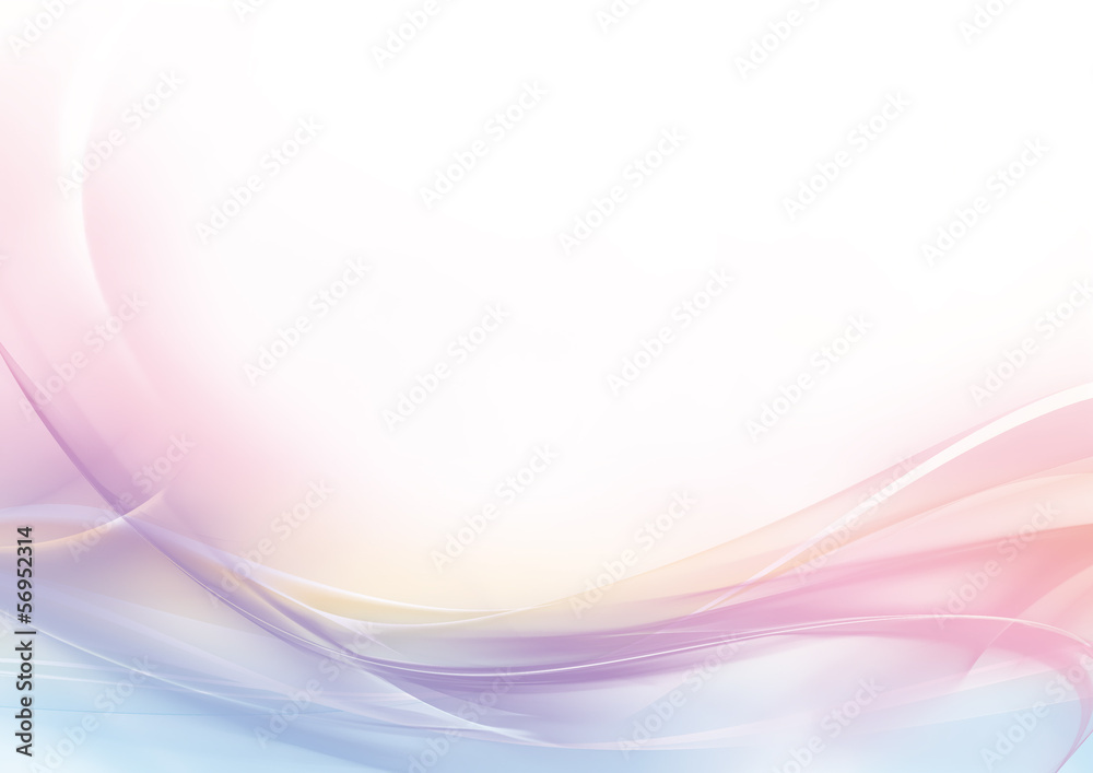 Fototapeta Abstract pastel pink and white background