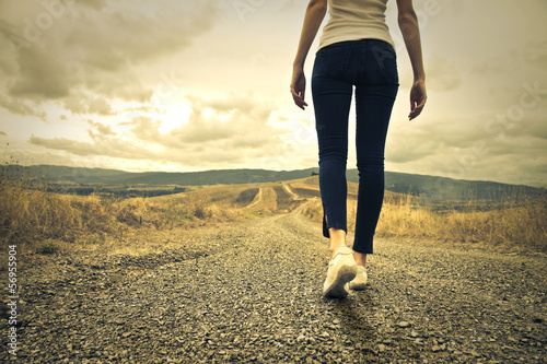 Fotografie, Obraz  discovering new places
