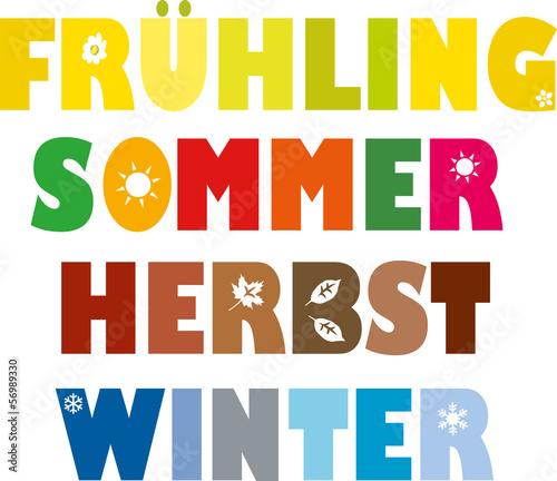682ad8db45653b 4 Jahreszeiten bunt- Frühling
