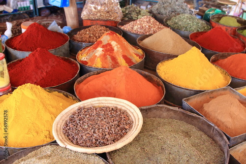 Photo Stands Morocco marocco mercato