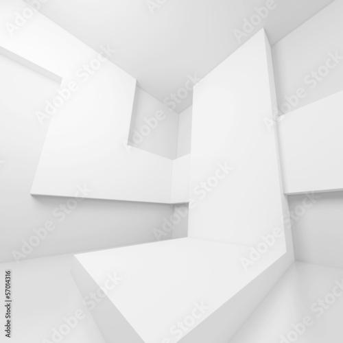 Plakat Tło białe architektury