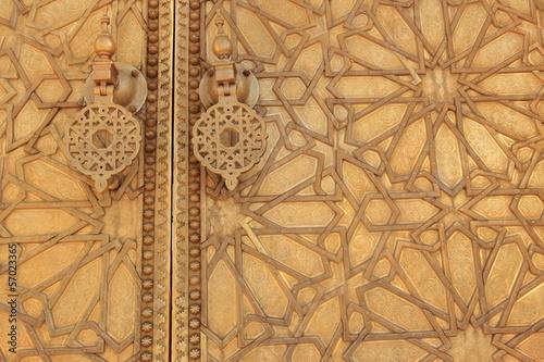 Spoed Foto op Canvas Marokko marocco