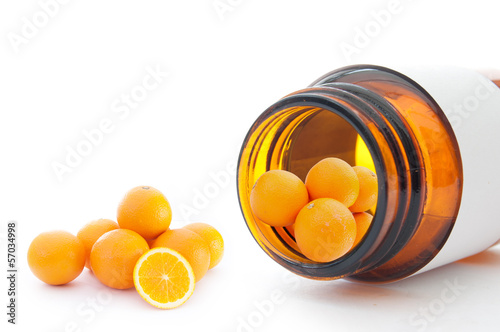 Fotografia  Vitamin C