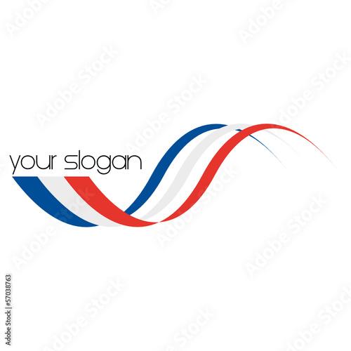 Photo  your slogan france