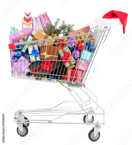 Trolley christmas gifts