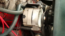 Classic Truck Engine 350 Chevy C10
