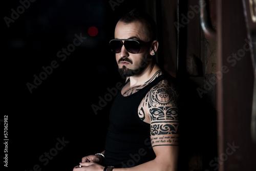 Gangster Style Slika na platnu