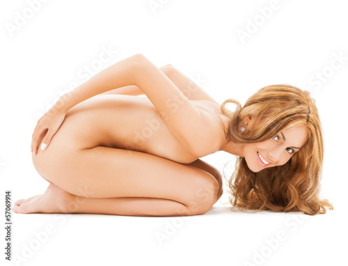 Zdjęcie XXL piękna naga kobieta