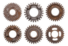 Six Rusty Gears