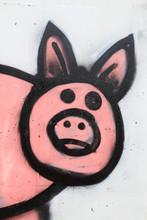 Cerdo Graffiti 6035f