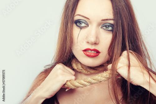 Fototapety, obrazy: Witch punishment