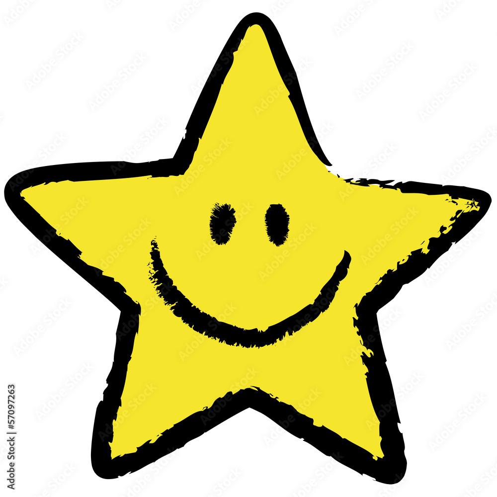 Stern Smiley