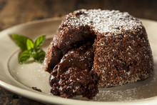 Homemade Chocolate Lava Cake D...