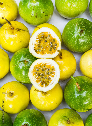 Fotomural  Passion fruit