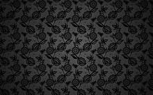 Black Lace Background