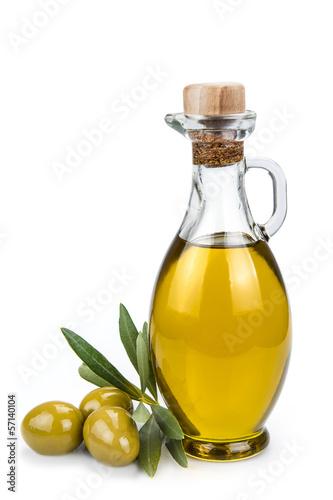 Aceite de oliva Fototapeta