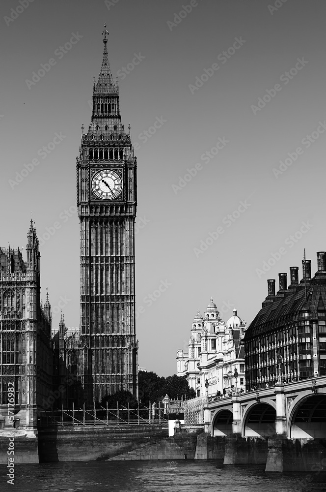 Fototapety, obrazy: Big Ben