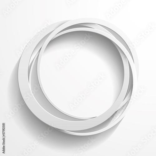 Fotografie, Obraz  Vector Paper Background