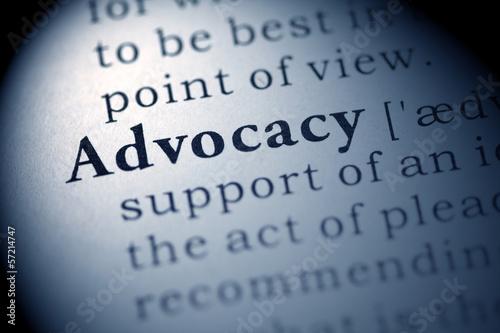 Advocacy Canvas Print