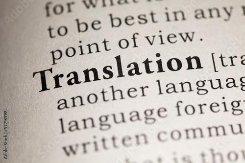 Fotografía  Translation