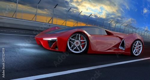 przyszły samochód fantasy 001
