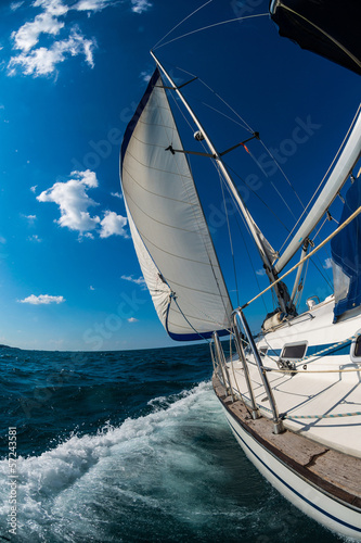 Canvas Prints Sailing Sailing