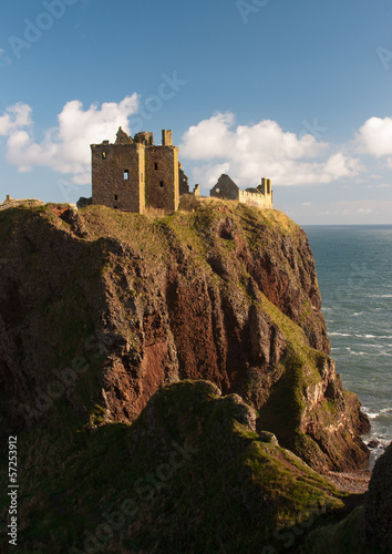 Dunnottar Castle Wallpaper Mural