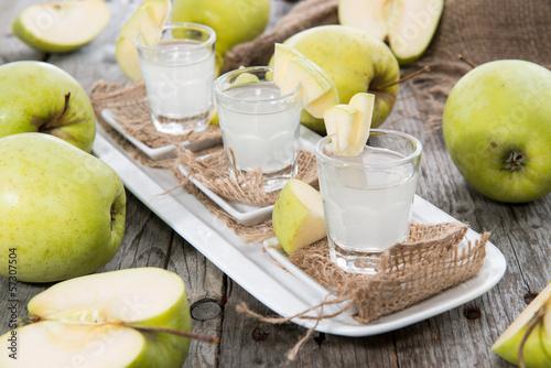Photo Apple Liqueur Shots