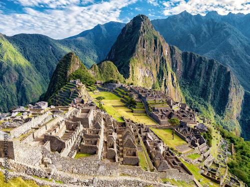 obraz PCV Mach Pichu