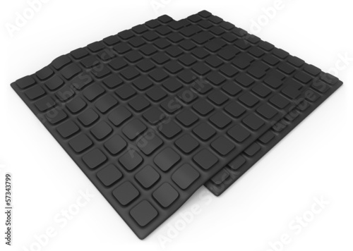 Photo Anti slip rubber mat