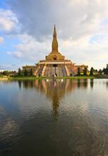 Golden Pagoda Mahamongkol Bua ...