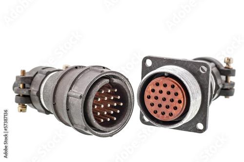 Fotografía  Cable Connectors
