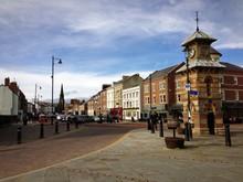 Tynemouth Village, North Shields, England