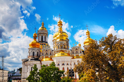 Canvas Prints Kiev Kiev Pechersk Lavra monastery in Kiev, Ukraine