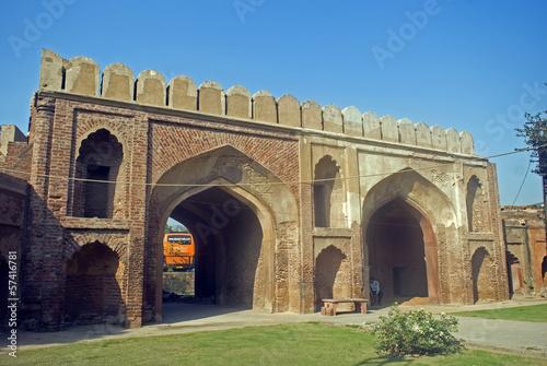 Printed kitchen splashbacks Delhi Kashmir Gate, Delhi India
