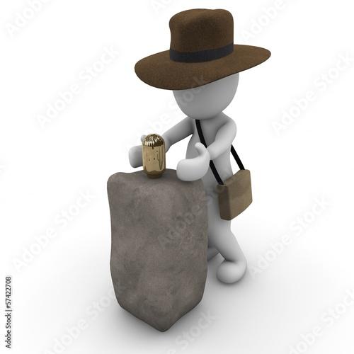 Valokuva  Indiana Jones 3