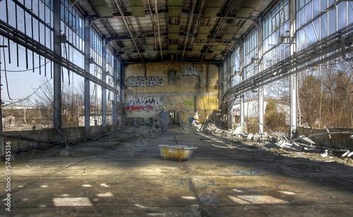 Foto op Plexiglas Havana Old depot