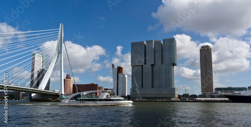 Skyscrapers of Rotterdam