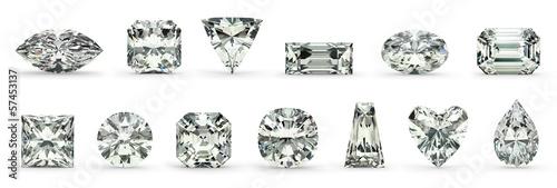 Photo Diamond Cuts